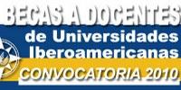Bolsas de estudo para professores de Universidades da América Latina para terminar Teses de Doutorado